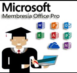 Membresía Office Pro