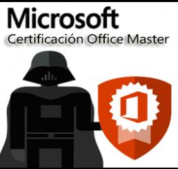 Certificación Master Office / Todo Incluido.