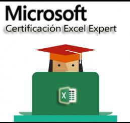Certificación Excel Expert 2016 / Todos los niveles incluidos
